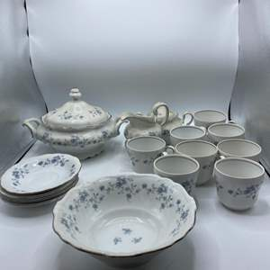 Lot # 26 Johann Haviland Traditions Fine China Set (Plates are Included, See Pictures)
