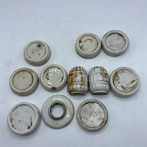 Lot # 31 Vintage Porcelain Items