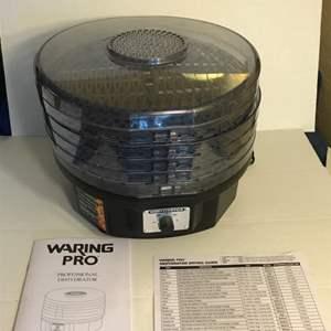 Lot # 51 Waring Pro Professional Dehydrator-Works