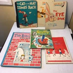 Lot # 66 Vintage Children's Book Lot