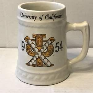 "Lot # 67 1954 University of California ""Jack"" Stein"
