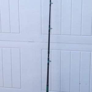 Lot # 84 Ugly Stick Rod/Utica Reel Saltwater Combo
