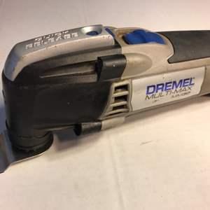 Lot # 94 Dremel Multi-Max MM30Variable Speed Oscillating Multi-Tool-Works
