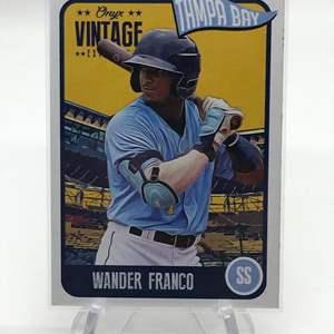 Lot # 243 2020 Onyx Vintage WANDER FRANCO