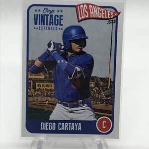 Lot # 247 2020 Onyx Vintage DIEGO CARTAYA