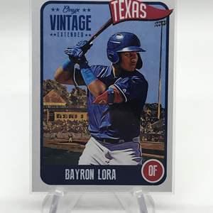 Lot # 248 2020 Onyx Vintage BAYRON LORA