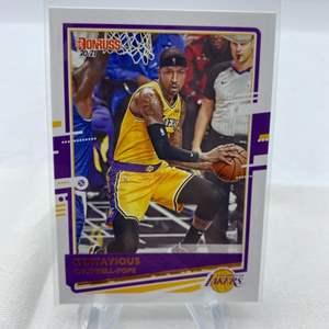 Lot # 64 2020-21 Panini Donruss Basketball KENTAVIOUS CALDWELL-POPE Lakers