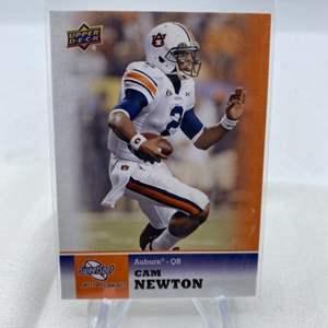Lot # 100 2011 Upper Deck Sweet Spot CAM NEWTON