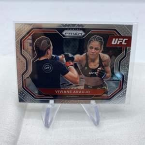 Lot # 127 2021 Panini Prizm UFC VIVIANE ARAUJO