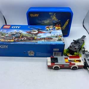 Lot # 22 Lot of Legos