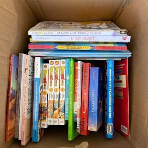 Lot # 42 Lot of Children Books