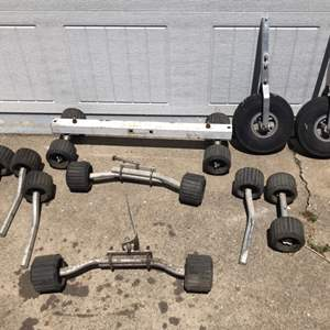 Lot # 65 Wheels, Wheels, and more Wheels