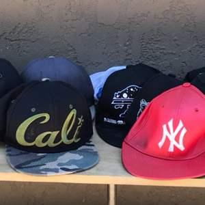 Lot # 69 Lot of Snap Back Hats