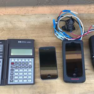 Lot # 70 Lot of Untested Electronics