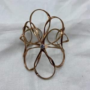 Lot # 101 Gold-Tone Bracelet