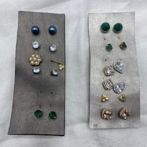 Lot # 109 Lot of Earrings