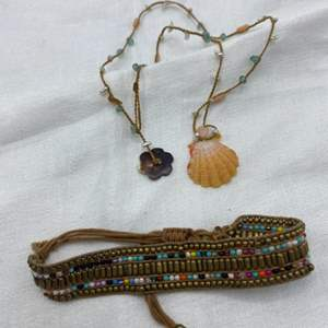 Lot # 110 Bead Bracelet and Necklace