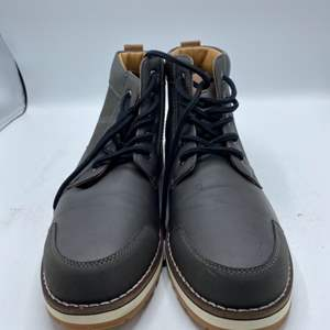 Lot # 12 Men's Boots, Size 12 (Worn Once)