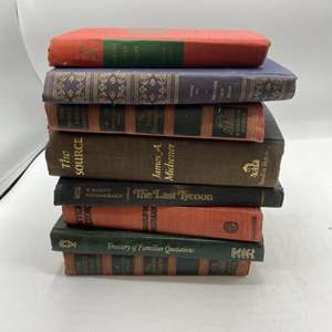 Lot # 52 Lot of Old-Looking English Books