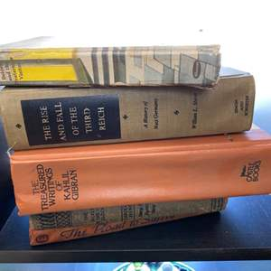 Lot # 56 Lot of Old-Looking Books - Historical
