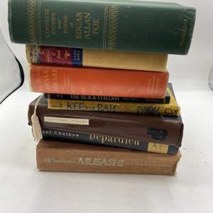 Lot # 69 Lot of Old-Looking Books - Classic Literature