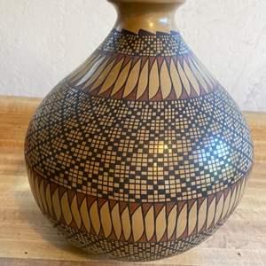 Lot # 27 Native American Pottery