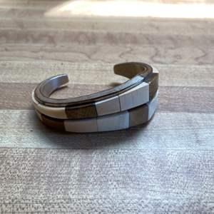 Lot # 96 Versions Sterling Cuff Bracelet