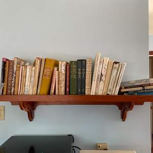 Lot # 185 Lot of Cooking Books