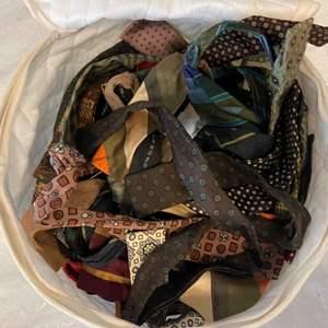 Lot # 8 Lot of Ties