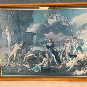 """Lot # 33 """"The Splendor of Dresden"""" Print"""