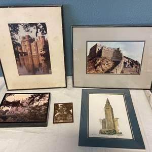 Lot # 37 Lot of Architectural Prints