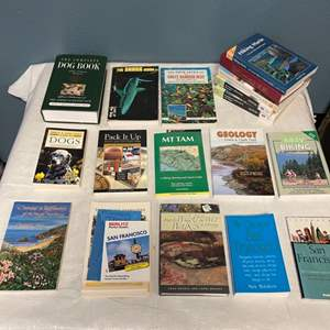 Lot # 38 Lot of Nature-Themed Books