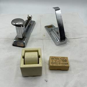 Lot # 106 Vintage Office Supplies