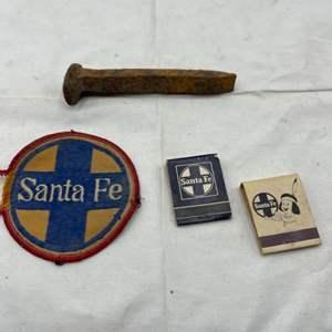 Lot # 115 Santa Fe Themed Items