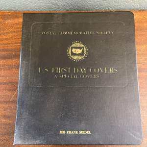 Lot # 156 Stamp Collection Book