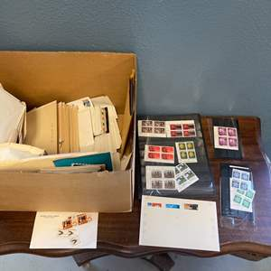 Lot # 175 Collection of Loose Stamps