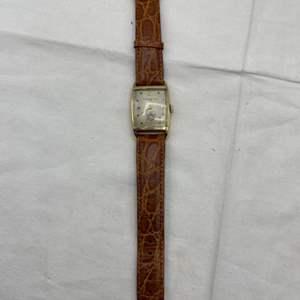 Lot # 178 Vintage Girard Perregaux 1791 Watch Un-Tested