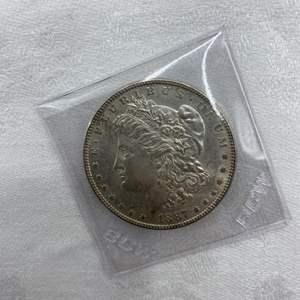 Lot # 207 1887 Morgan Dollar