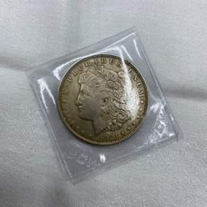 Lot # 217 1921 Morgan Dollar