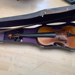 Lot # 8 Just One Old Violin