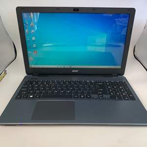 """Lot # 12 Acer Laptop - Recently """"Cleaned"""" and Updated by PC Plus"""