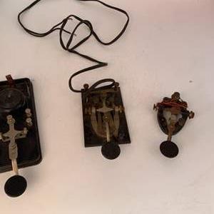 Lot # 18 Lot of Morse Code Keys