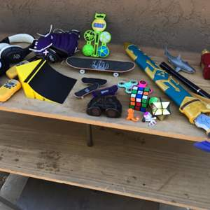 Lot # 56 Kids Toy Lot-Electronics Untested