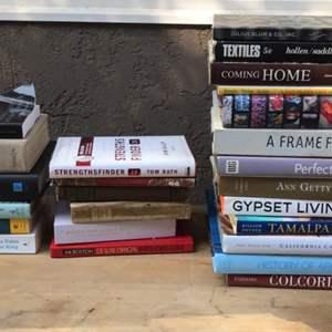 Lot # 83 Lot of Miscellaneous Books