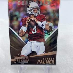 Lot # 121 2015 Panini Rookies & Stars Football CARSON PALMER Cardinals