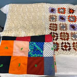 Lot # 1 Lot of Quilts