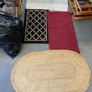 Lot # 20 Lot of Floormats