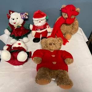 Lot # 36 Lot of TeddyBears