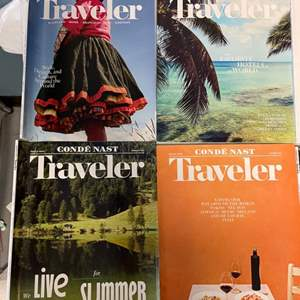 Lot # 66 Lot of Traveler Magazines