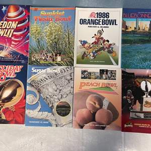 Lot # 75 Lot of Bowl Magazines